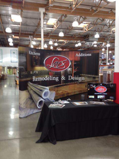 Lars Remodeling San Diego Costco Display
