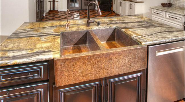 Custom High End Kitchen Sink