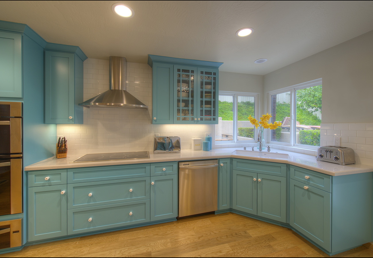 A closer look at kitchen cabinets lars remodeling design for How to increase cabinet depth