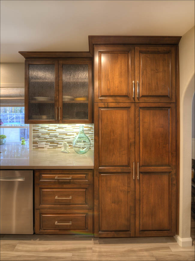 Choosing Your Kitchen Cabinet's Finish