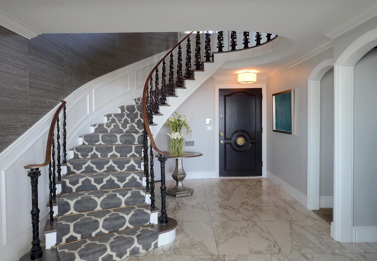 Foyer Remodel