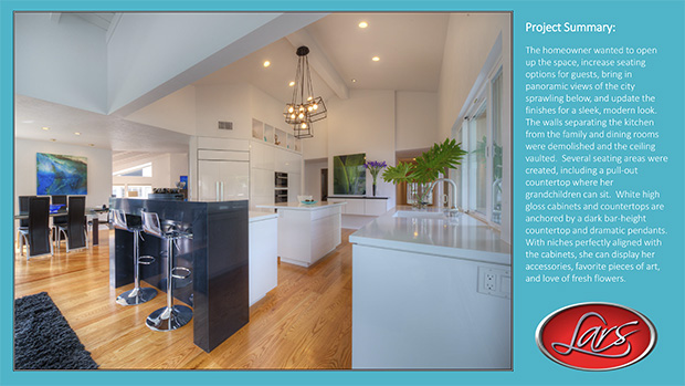 San Diego Kitchen Remodeling Project Summary