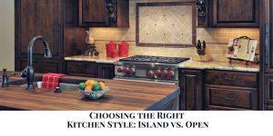 open vs. closed kitchen