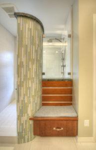 bathroom space