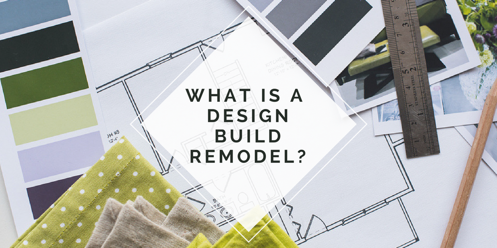 What is a Design Build Remodel-