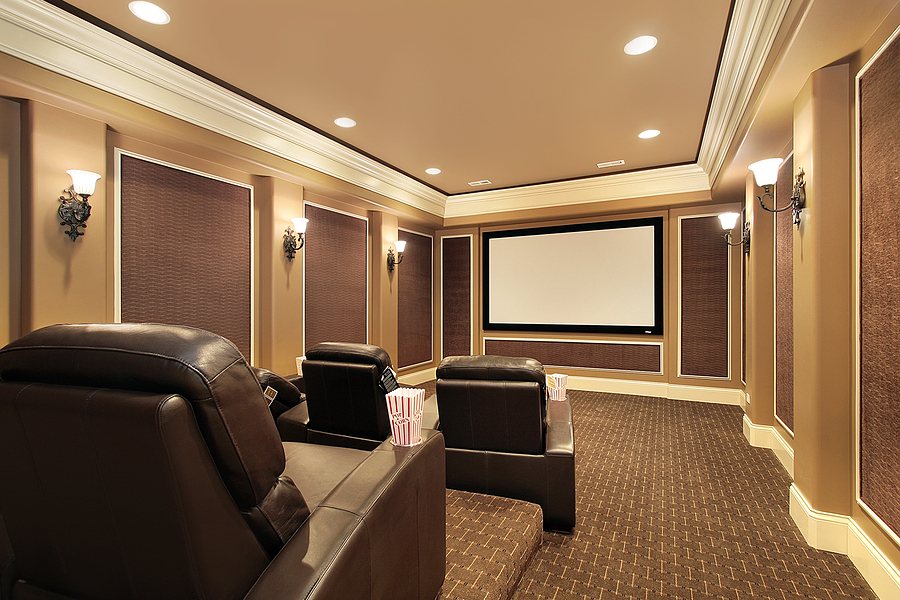 home theater design san diego