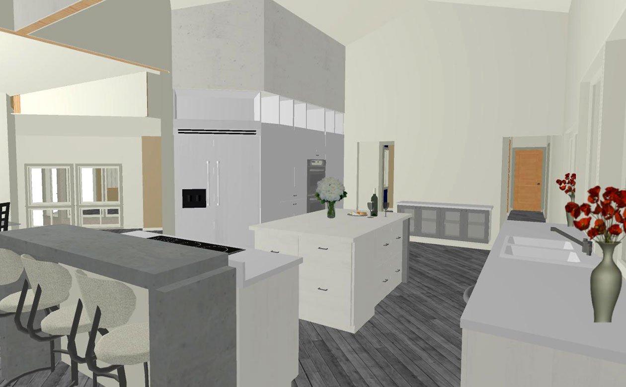 Custom home remodel san diego