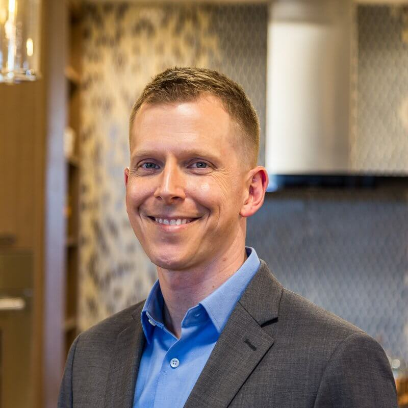 Matt showroom manager home remodeling san diego