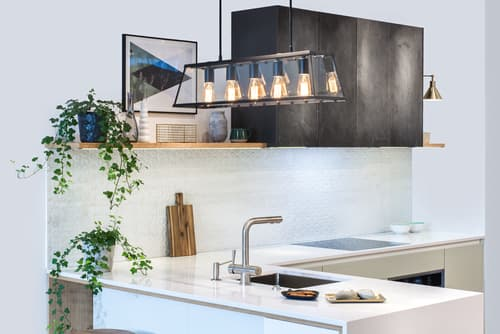 How bright should a kitchen light be