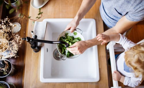 What is the most durable kitchen sink