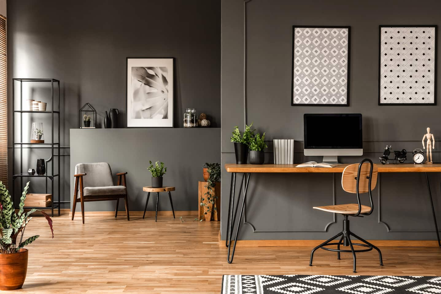How do I optimize my home office