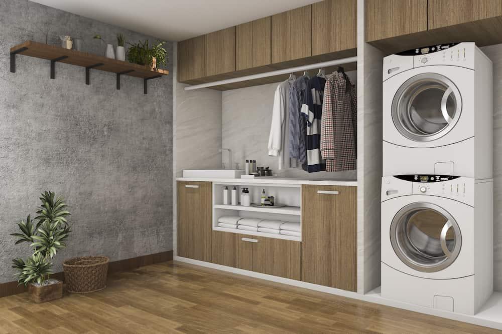 How do I spruce up my laundry room