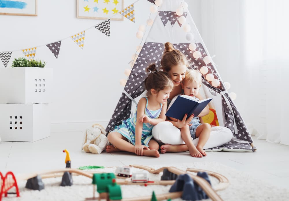 Creating a Children's Playroom