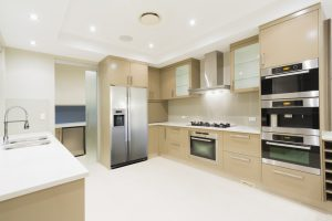 What should you not do in a kitchen remodel?